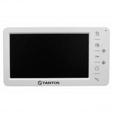 Монитор домофона Amelie- SD 7'' кнопочн (White)