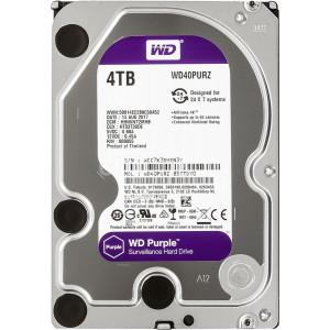 Жесткий диск SATA -3  4 Tb  WD Purple