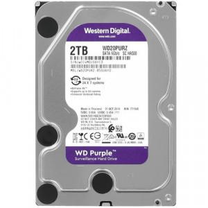 Жесткий диск SATA -3  2Tb  WD Purple