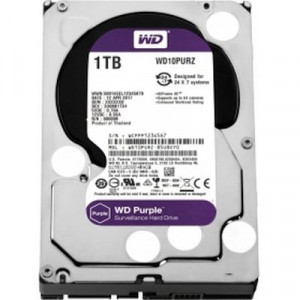 Жесткий диск SATA -3  1Tb  WD Purple
