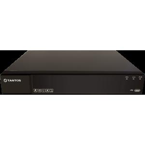 Видеорегистратор TSr-НV0815 мультиформатный + 4 доп.канала IP